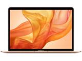 MacBook Air 13インチ Retinaディスプレイ ゴールド[2020年 /SSD 256GB /メモリ 8GB /1.1GHzデュアルコア /Intel Core i3]