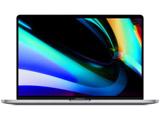 MacBookPro 16インチ Touch Bar搭載モデル[2019年/SSD 512GB/メモリ 16GB/2.6GHz 6コアIntel Core i7]スペースグレイ   MVVJ2J/A [16.0型 /intel Core i7 /SSD:512GB /メモリ:16GB] MVVJ2J/A