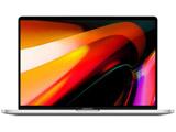 MacBookPro 16インチ Touch Bar搭載モデル[2019年/SSD 512GB/メモリ 16GB/2.6GHz 6コアIntel Core i7]シルバー   MVVL2J/A [16.0型 /intel Core i7 /SSD:512GB /メモリ:16GB] MVVL2J/A