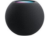 Apple(アップル) スマートスピーカー HomePod mini スペースグレイ MY5G2J/A [Bluetooth対応 /Wi-Fi対応]