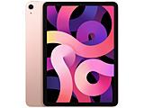 iPad Air 10.9インチ 256GB Wi-Fiモデル MYFX2J/A ローズゴールド(第4世代)    [256GB]