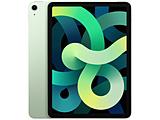 iPad Air 10.9インチ 256GB Wi-Fiモデル MYG02J/A グリーン(第4世代)    [256GB]