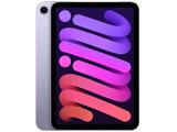 iPad mini(第6世代) A15 Bionic 8.3型 ストレージ:256GB MK7X3J/A パープル