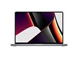 Apple(アップル) 16インチMacBook Pro 10コアCPUと16コアGPUを搭載したApple M1 Proチップ 512GB SSD - スペースグレイ   MK183J/A [16.2型 /Apple M1 /メモリ:16GB /SSD:512GB /2021年10月モデル] ※発売日以降のお届け