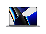 Apple(アップル) 14インチMacBook Pro 10コアCPUと16コアGPUを搭載したApple M1 Proチップ 1TB SSD - シルバー   MKGT3J/A [14.2型 /Apple M1 /メモリ:16GB /SSD:1TB /2021年10月モデル] ※発売日以降のお届け