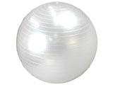 バランスボール YOGA BALL(パールホワイト/φ55cm) LG-321