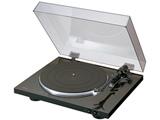 レコードプレーヤー(ブラック) DP-300F