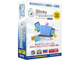 Sticky Password プレミアム Win・iOS・Android/CD