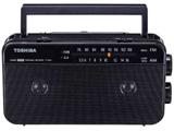 【ワイドFM対応】 FM/AM ステレオラジオ(ブラック) TY-AR55K