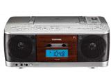 CDラジカセ(ラジオ+CD+カセットテープ) (シルバー) TY-CDK9S