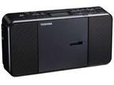【在庫限り】 CDラジオ(ラジオ+CD)(ブラック) TY-C250K