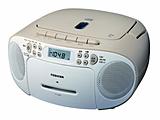CDラジカセ TY-CDE1C  [ワイドFM対応 /CDラジカセ]