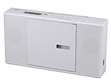CDラジオ TY-C260-W ホワイト  ホワイト TY-C260-W [ワイドFM対応]