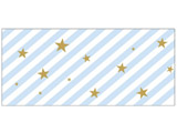 マスキングテープ 30mm(slant star_blue) W02-MK-T0050
