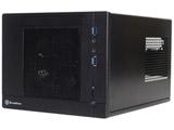 SST-SG05BB-LITE (Mini-ITX/Mini-DTXケース/電源別売り/ブラック)