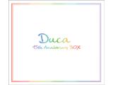 【10/24発売予定】 Duca / 15th Anniversary BOX 完全生産限定盤 CD ◆先着予約特典「ジャケ写ステッカーセット(3種)」