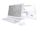 デスクトップPC Inspiron 22 3264 AIO AI36B-7WHB ホワイト [Win10 Home・Core i3・Office付き・21.5インチ・HDD 1TB・メモリ 4GB]