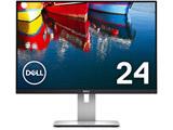 U2415-R 24.1型ワイド液晶モニター WUXGA解像度  [1920×1200/IPS/Display Port・Mini DisplayPort・HDMI×2]