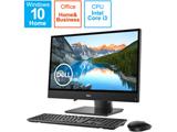 デスクトップPC Inspiron 22 3000 3280 FI336T-9HHBB ブラック[Core i3・21.5インチ・Office付き・1TB HDD・メモリ4GB]