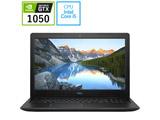 ゲーミングノートPC Dell G3 15 3579 NG45-9HLCB ブラック [Core i5・15.6インチ・メモリ 8GB・GTX 1050]
