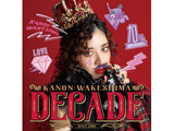 分島花音 / 「DECADE」 初回生産限定盤 CD ◆先着予約特典「ジャケット柄ステッカー(2種セット)」