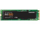 SSD 860 EVO M.2 MZ-N6E1T0B/IT (SSD/M.2 2280/1TB)