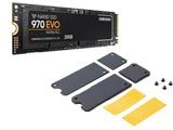 【在庫限り】 NVMe SSD 970 EVO M.2 250GB ヒートシンク付 MZ-V7E250B/HS (SSD/M.2 2280/250GB)