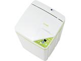 JW-K33F-W ホワイト 全自動洗濯機 (洗濯3.3kg/簡易乾燥1.0kg[化繊])