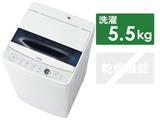 JW-C55D-W 全自動洗濯機 ホワイト [洗濯5.5kg]