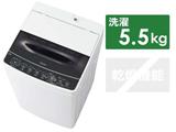 JW-C55D-K 全自動洗濯機 ブラック [洗濯5.5kg]
