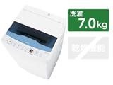 全自動洗濯機 JW-CD70A-W ホワイト [洗濯7.0kg /乾燥機能無 /上開き]