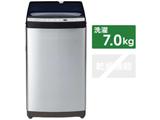 全自動洗濯機 JW-XP2C70F-XK ステンレスブラック [洗濯7.0kg /乾燥機能無 /上開き]