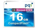 16GBコンパクトフラッシュ QCF30-16G(最大転送速度45MB/秒)