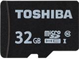 MSDAR40N32G  32GB・UHS Speed Class1(Class10)対応 microSDHCカード(SDHC変換アダプタ付)