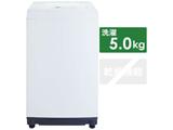 SEN-FS502A 全自動洗濯機 Forest Life ホワイト [洗濯5.0kg]