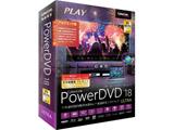 〔Win版〕◆要申請書◆ PowerDVD 18 Ultra ≪アカデミック版≫ [Windows用]
