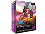 PowerDirector 17 Ultimate Suite 通常版