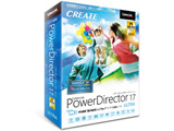 PowerDirector 17 Ultra 通常版