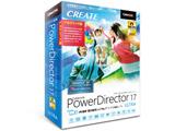 ◆要申請書◆ PowerDirector 17 Ultra アカデミック版
