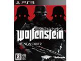 【在庫限り】 ウルフェンシュタイン:ザ ニューオーダー 【PS3ゲームソフト】