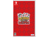〔未使用品〕 WORK×WORK 【Switch】