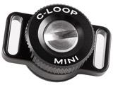 C-Loop ミニ 回転ストラップマウント ブラック(ミラーレス・コンデジ対応)16001