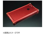 iPhone 7用 Solid Bumper -RADIO EVA Limited Matte RED- 式波・アスカ・ラングレー GIEV-272MRA