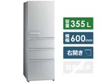 【基本設置料金セット】 冷蔵庫  ミスティシルバー AQR-36J-S [4ドア /右開きタイプ /355L]