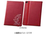iPad mini 4用 ホットスタンプ・ブックレザーケース 合皮 ディズニー・ミニー RT-DPM3I/MN