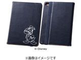iPad mini 4用 ホットスタンプ・ブックレザーケース 合皮 ディズニー・ドナルド RT-DPM3I/DD