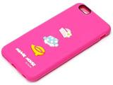 【在庫限り】 iPhone 6s Plus/6 Plus用 シリコンケース ディズニー・ミニーマウス PG-DCS054MNE