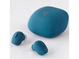 フルワイヤレスイヤホン  ブルー AG-TWS03RBU [リモコン・マイク対応 /ワイヤレス(左右分離) /Bluetooth]