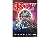 ライオット / ライヴ・イン・ジャパン2018【初回限定盤 DVD+2CD】 DVD