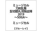 ミュージカル『刀剣乱舞』 髭切膝丸 双騎出陣2019 〜SOGA〜 BD